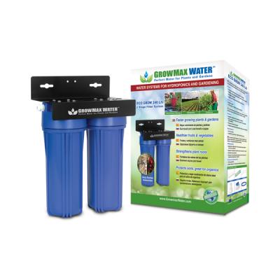 Eco Grow 240 Sediment und Aktivkohlefilteranlage