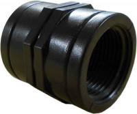 Kupplung PE Ø25,4mm (1 Zoll) I.G. auf Ø24,5mm (1 Zoll) I.G.