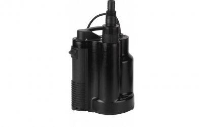 Tauchpumpe 7000 L./ h. 3mm Flachsaugend