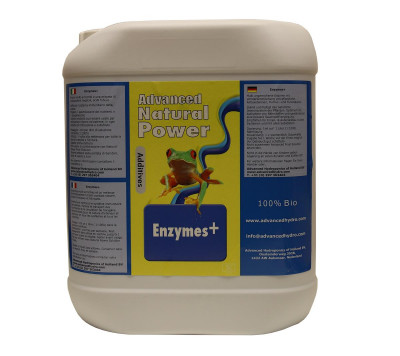 Advanced Hydroponics Enzymes+ 5 Liter