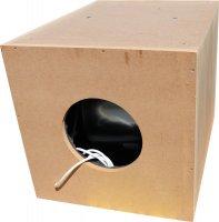 Airfan Schneckenhauslüfterbox 3250m³/h in:250mm out:315mm