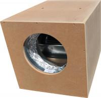 Airfan Schneckenhauslüfterbox 4250m³/h in:2x250mm out:315mm