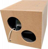 Airfan Schneckenhauslüfterbox 5000m³/h in:2x250mm out:315mm