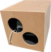 Airfan Schneckenhauslüfterbox 7000m³/h in:3x250mm out:400mm