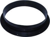 Anschlussflansch Kunststoff 125mm