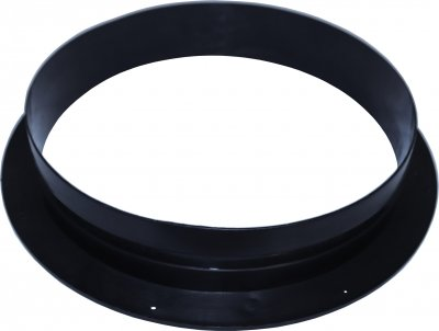 Anschlussflansch Kunststoff 160mm