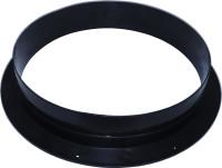 Anschlussflansch Kunststoff 200mm