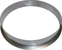 Anschlussflansch Metall Ø160mm