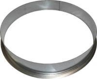 Anschlussflansch Metall Ø200mm