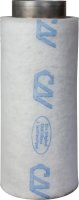 Can Lite Filter 425m³/h Ø160mm Stahlkorpus