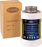 Can Original Filter 250m³/h Ø125mm