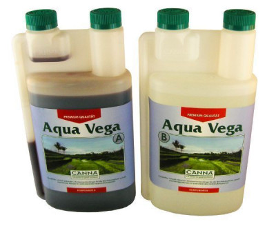 Canna Aqua Vega A+B 2x 1 Liter