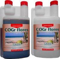 Canna CoGr Flores A+B 2x 1 Liter
