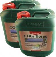 Canna CoGr Flores A+B 2x  5 Liter
