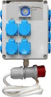 GSE Timerbox II 12x 600 Watt