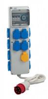 GSE Timerbox III 12x 600 Watt mit Heizungsausgang