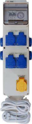 GSE Timerbox III 8x 600 Watt mit Heizungsausgang