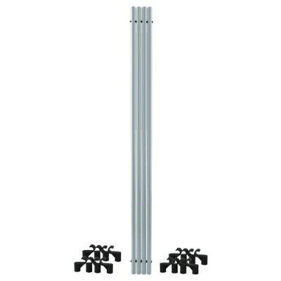 Homebox Fixture Poles 120cm 22mm