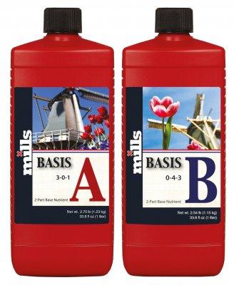 Mills Basis A+B 2x 1 Liter