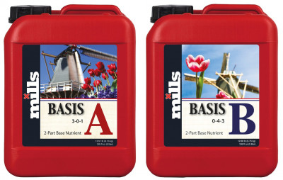 Mills Basis A+B 2x 5 Liter