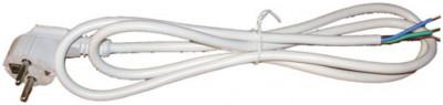 Netzstecker mit Stromkabel 3-polig 0,75mm²