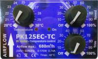 Prima Klima PK125EC-TC 680m³/h, Ø125mm klimageregelt