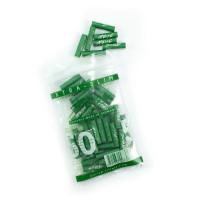 Purize XTRA Slim Size Aktivkohlefilter 50 Stk. Grün