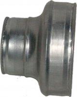 Reduzierstück Metall Ø160mm auf Ø100mm