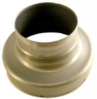 Reduzierstück Metall Ø200mm auf Ø125mm
