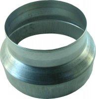 Reduzierstück Metall Ø200mm auf Ø160mm