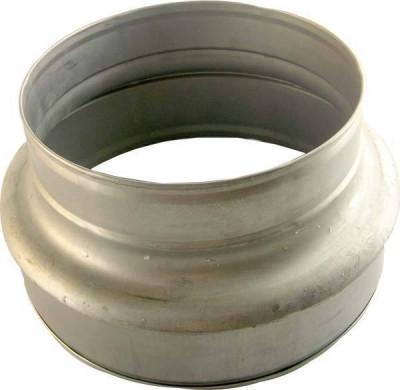 Reduzierstück Metall Ø250mm auf Ø200mm