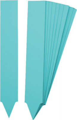 Stecketikett blau