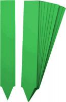 Stecketiketten, 500 Stück grün