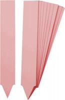 Stecketiketten, 500 Stück rosa