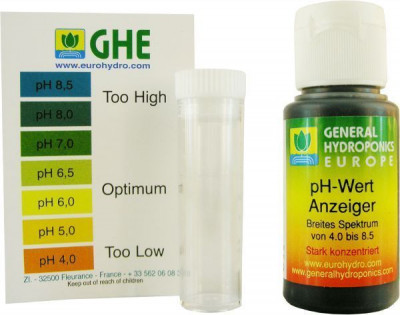 T.A. pH 4,0-8,5 Testkit