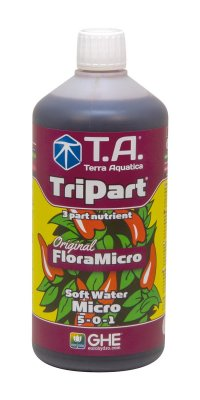 T.A. TriPart Micro 1 Liter Softwater