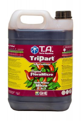 T.A. TriPart Micro 5 Liter Softwater