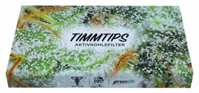 TimmTips Aktivkohlefilter 100 Stück