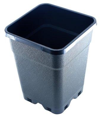 Topf ca. 15x15x20cm, ca. 3,5 Liter
