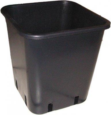 Topf ca. 20x20x23cm, ca. 5,7 Liter