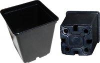 Topf ca. 9x9x10cm, ca. 0,5 Liter
