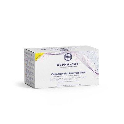 Alpha-Cat Cannabinoid Analysis Test